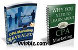 Thumbnail CPA Marketing Revealed PLR Ebook