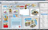 Thumbnail eBay  Auction Minisite Website Templates PSD graphics