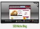 Thumbnail Search Engine Optimization Niche Blog Instructional Videos