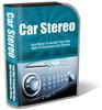 Thumbnail Car Stereo Website Template PLR Pack