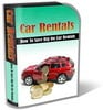 Thumbnail Car Rentals Website Template