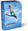 Thumbnail Bungee Jumping Website Template