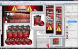 Thumbnail PDF Domination Mini Site Template PSD Graphics