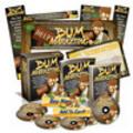 Thumbnail Bum Marketing Minisite Web Template MRR