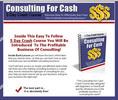 Thumbnail Consulting For Cash PLR Crash Course