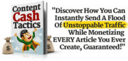 Thumbnail Content Cash Tactics With Article Spinner