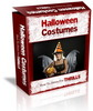 Thumbnail Halloween Costumes Website Templates PLR Pack