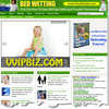 Thumbnail Bedwetting Website PLR - WordPress Health Niche Blogs