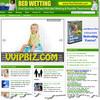 Thumbnail Bedwetting Website PLR - WordPress Health Niche Blogs