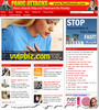 Thumbnail Panic Attacks Website PLR - WordPress Health Niche Blogs