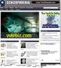 Thumbnail Schizophrenia Website PLR - Mental Health Disorders Blog