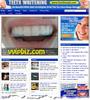 Thumbnail Teeth Whitening Website PLR - Turnkey WordPress Blogs
