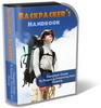 Thumbnail Backpacker Website Template Plr Pack