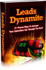 Thumbnail Leads Dynamite MRR Ebook with Giveaway Rights