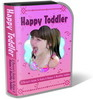 Thumbnail Happy and Healthy Toddlers Website Template Plr Pack