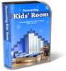 Thumbnail Decorating Kids Room Website Template Plr Pack