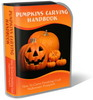 Thumbnail Pumpkin Carving Website Template Plr Pack