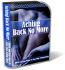 Thumbnail Aching Back Website Template Plr Pack - Back Pain