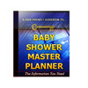 Thumbnail Baby Shower Master Planner Unrestricted PLR Ebook