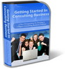 Thumbnail Consulting Business Website Template Plr Pack - Business Coaching