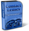 Thumbnail Contact Lenses Website Template Plr Pack