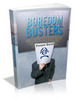 Thumbnail Boredom Busters - Ideas To Create Fun Projects MRR Ebook
