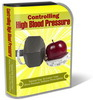 Thumbnail High Blood Pressure Website Template Plr Pack