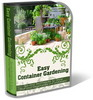 Thumbnail Container Gardening Website Template Plr Pack