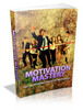 Thumbnail Motivation Mastery - Get Motivated And Stay Motivated MRR