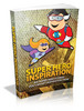Thumbnail Super Hero Inspiration MRR with Giveaway Rights Ebook