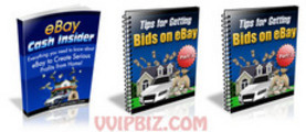Thumbnail EBay Cash Insider with Master Resale Rights