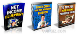 Thumbnail Net Income Blueprint with Master Resale Rights
