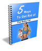 Thumbnail 5 Ways To Get Rid Of The Baby fat Unrestricted PLR Ebook