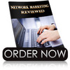 Thumbnail Network Marketing Reviewed PLR Ebook
