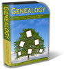 Thumbnail Genealogy Website Template Plr Pack