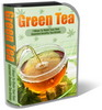 Thumbnail Green Tea Website Template Plr Pack