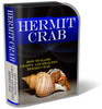 Thumbnail Hermit Crab Website Template Plr Pack
