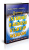 Thumbnail Internet Business Startup Wisdom Unrestricted PLR Ebook
