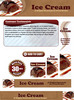 Thumbnail Ice Cream Recipes Website Template Plr Pack