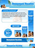 Thumbnail Honeymoon Vacation Website Template Plr Pack