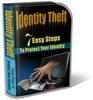 Thumbnail Identity Theft Website Template Plr Pack
