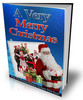 Thumbnail A Very Merry Christmas Unrestricted PLR Ebook