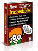 Thumbnail Now Thats Incredible PLR Ebook