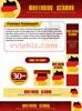 Thumbnail Mastering German Website Template Plr Pack