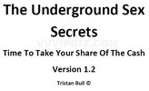 Thumbnail The Underground Sex Secrets PLR Ebook