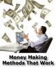 Thumbnail Money Making Methods That Just Work PLR Ebook