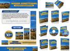Thumbnail Modern Homesteading Website Template Plr Pack