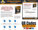 Thumbnail QR Codes For Business PLR Crash Course