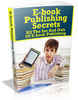 Thumbnail Ebook Publishing Secrets MRR/ Giveaway Rights