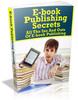Thumbnail Ebook Publishing Secrets MRR/ Giveaway Rights